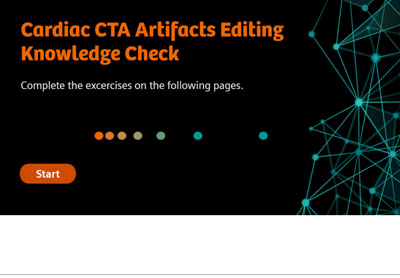Cardiac Artifacts & Editing SOM X Knowledge Check