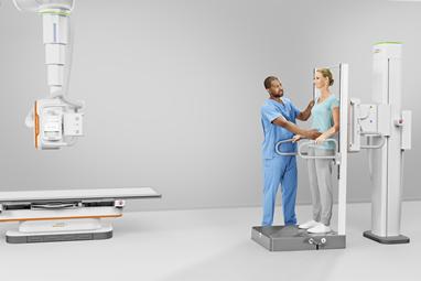 MULTIX Impact Smart Virtual Ortho with Camera