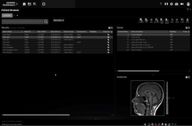 Patient Browser Refresh (XA30)